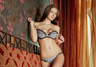 Affascinante ragazza Arianna.